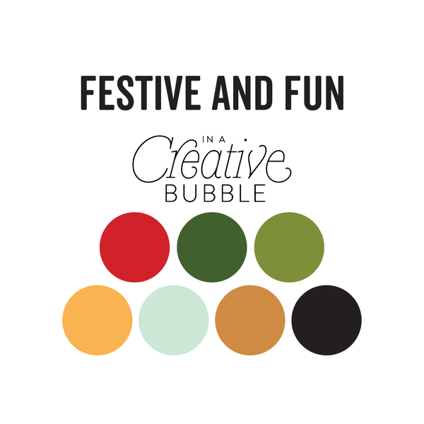 IACB Festive and Fun color palette