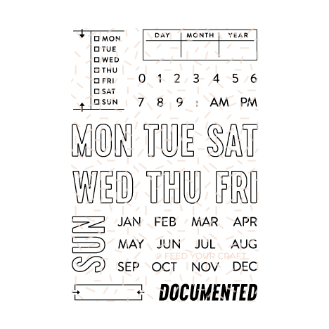 Date Documented Stamp