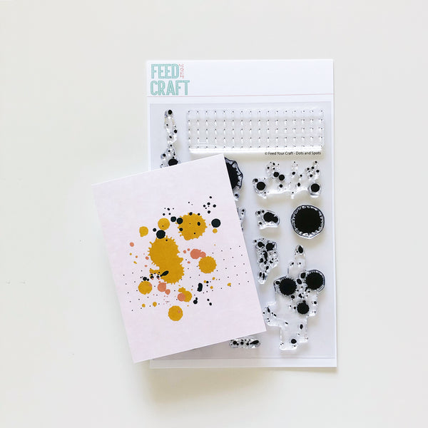 Dots and Spots Stamp