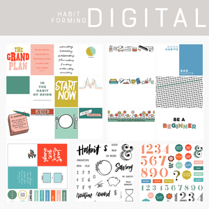 Habit Forming Digital Kit