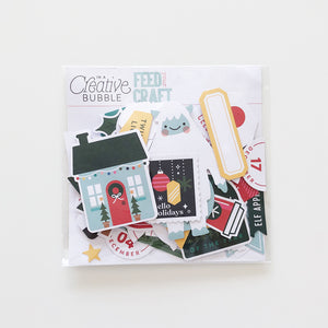 Jolly and Joyful Die Cuts