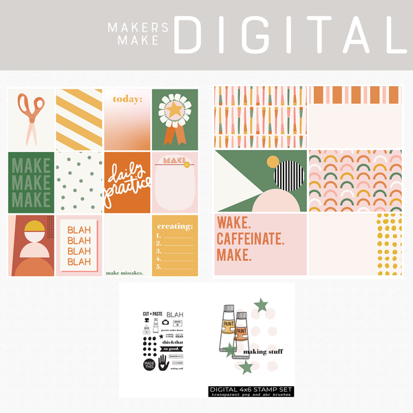 Makers Make Digital Kit