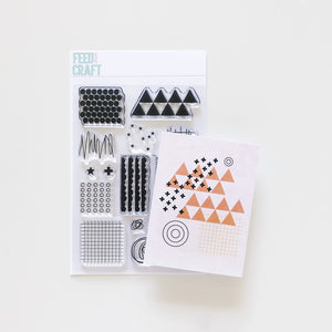 Pattern Play Stamp