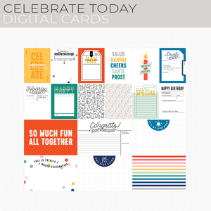 Celebrate Today Digital Cards