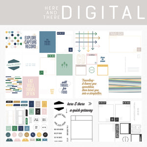 Here and There Digital Kit