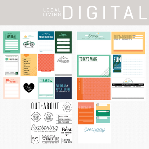Local Living Digital Kit