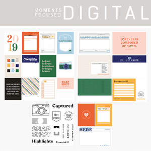 Moments Focused Digital Kit