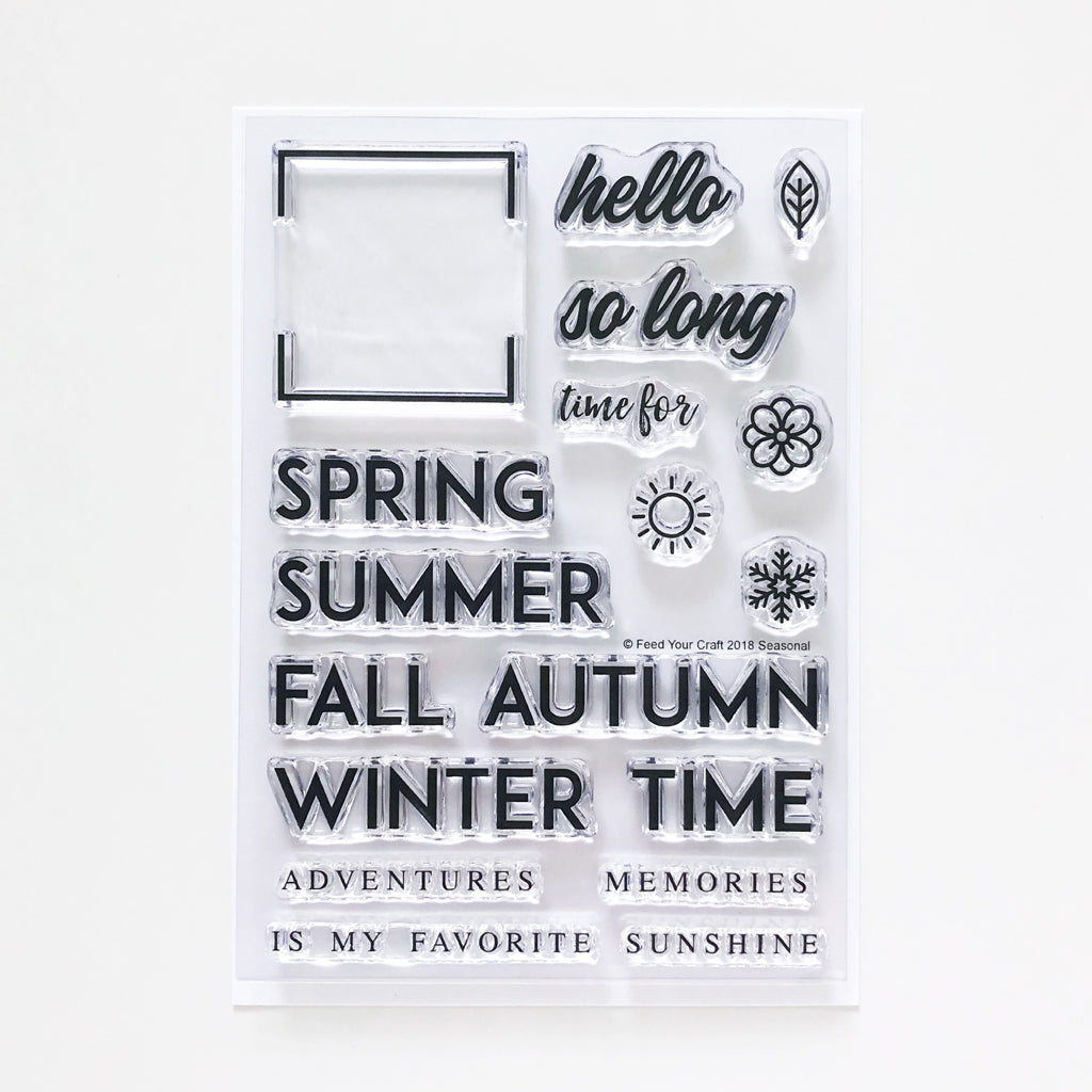 Seasonal Stamp