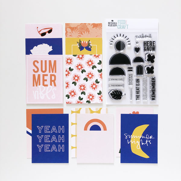 Summer On My Mind Mini Kit