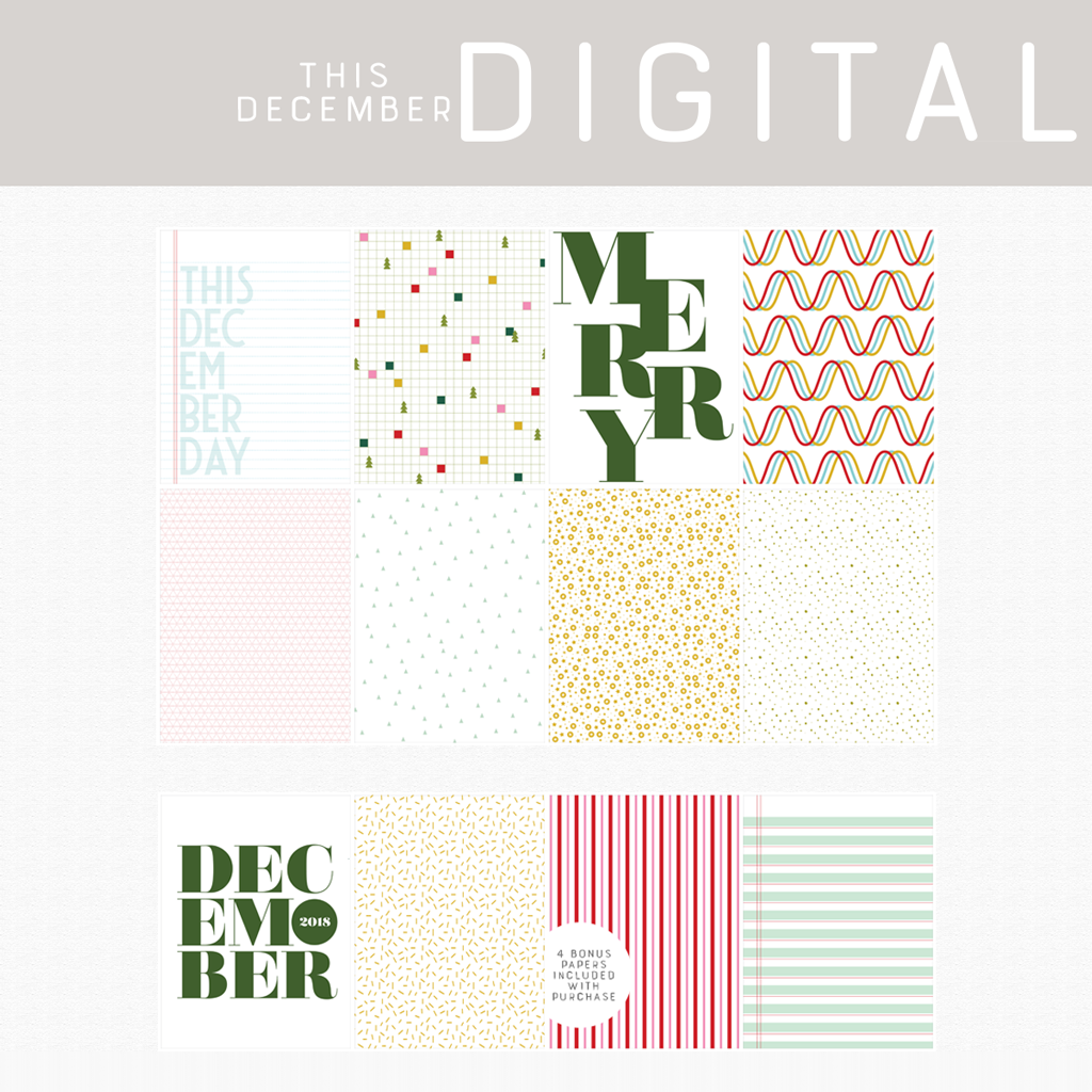 This December Digital Papers