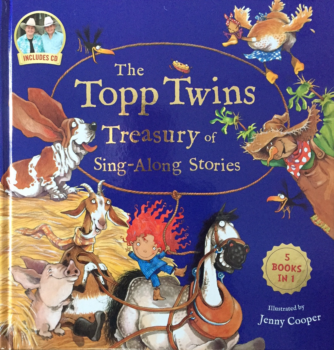 The Treasury Of Sing-Along Stories