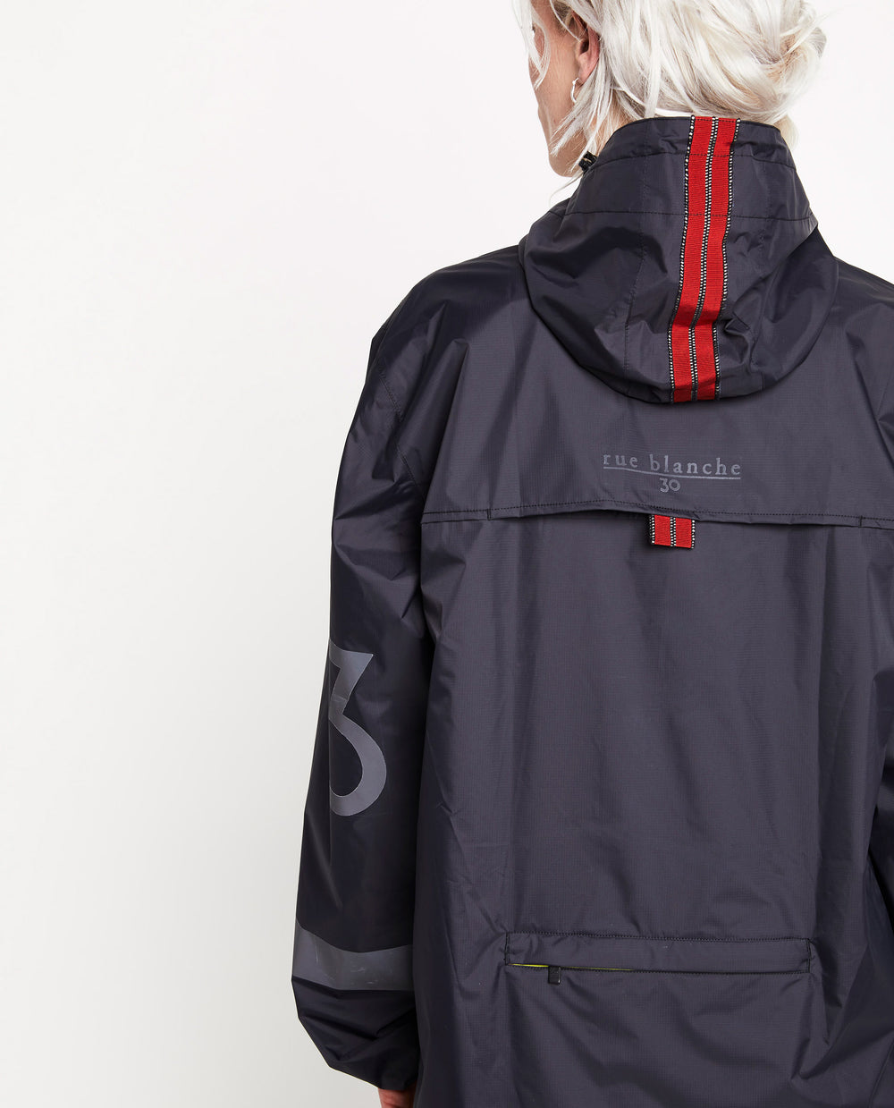 30 years - K-Way raincoat - AW17 - Rue Blanche - rueblanche.com