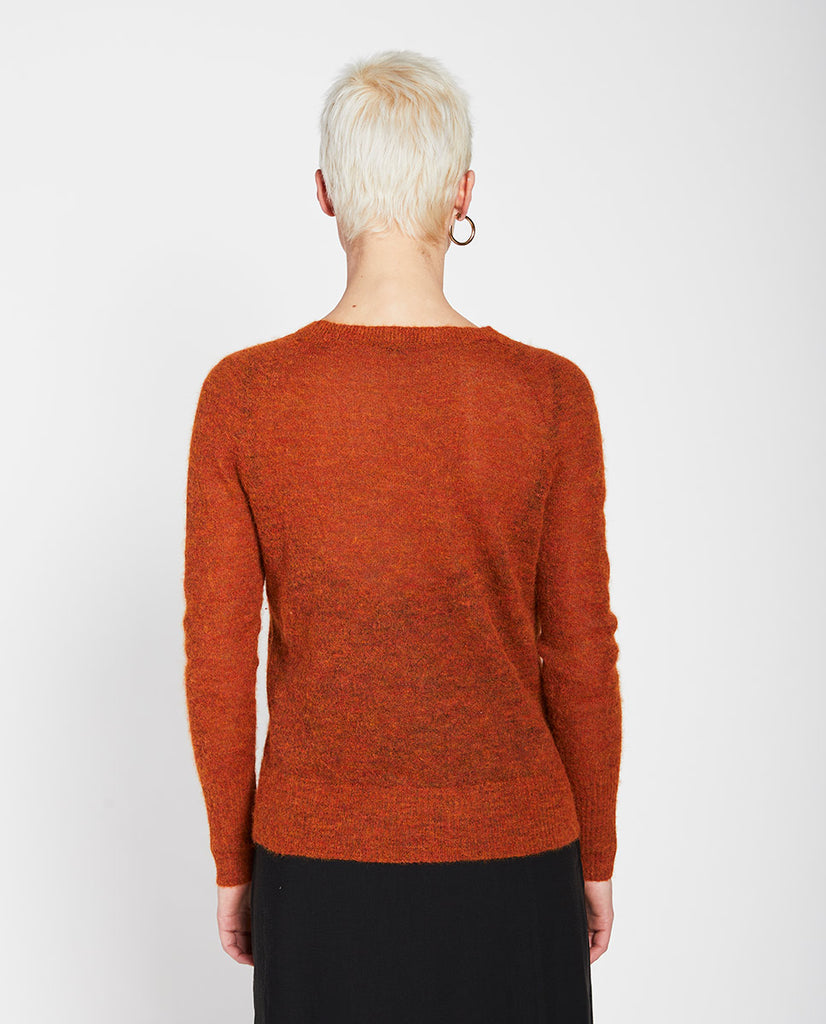 Nature Raglan 19e Rust