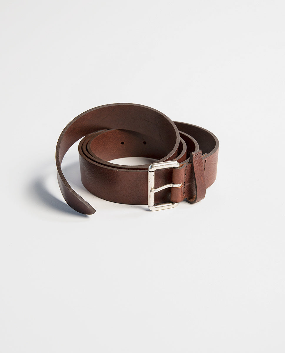 leather belt 084124 - Rue blanche