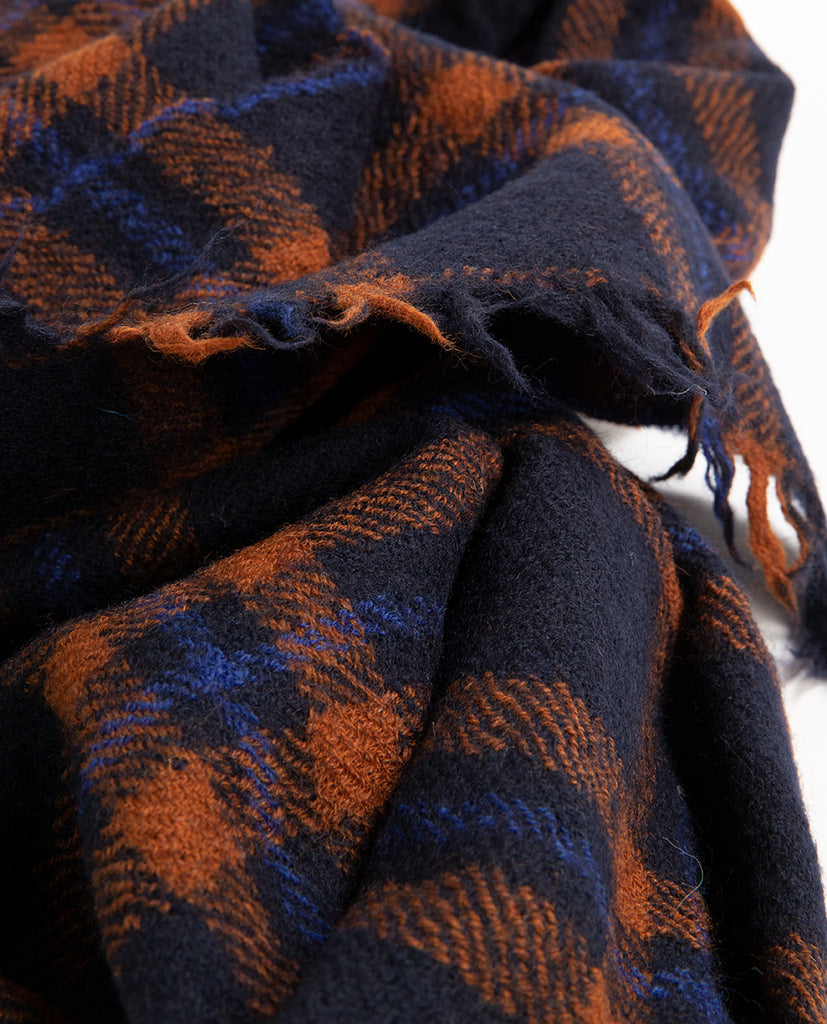 Check scarf ch475 - Moismont