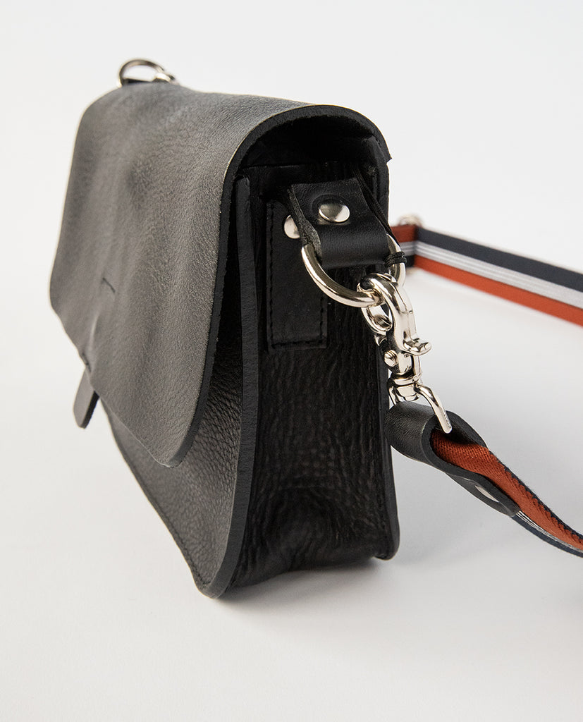 Shoulder bag black - Kate Sheridan