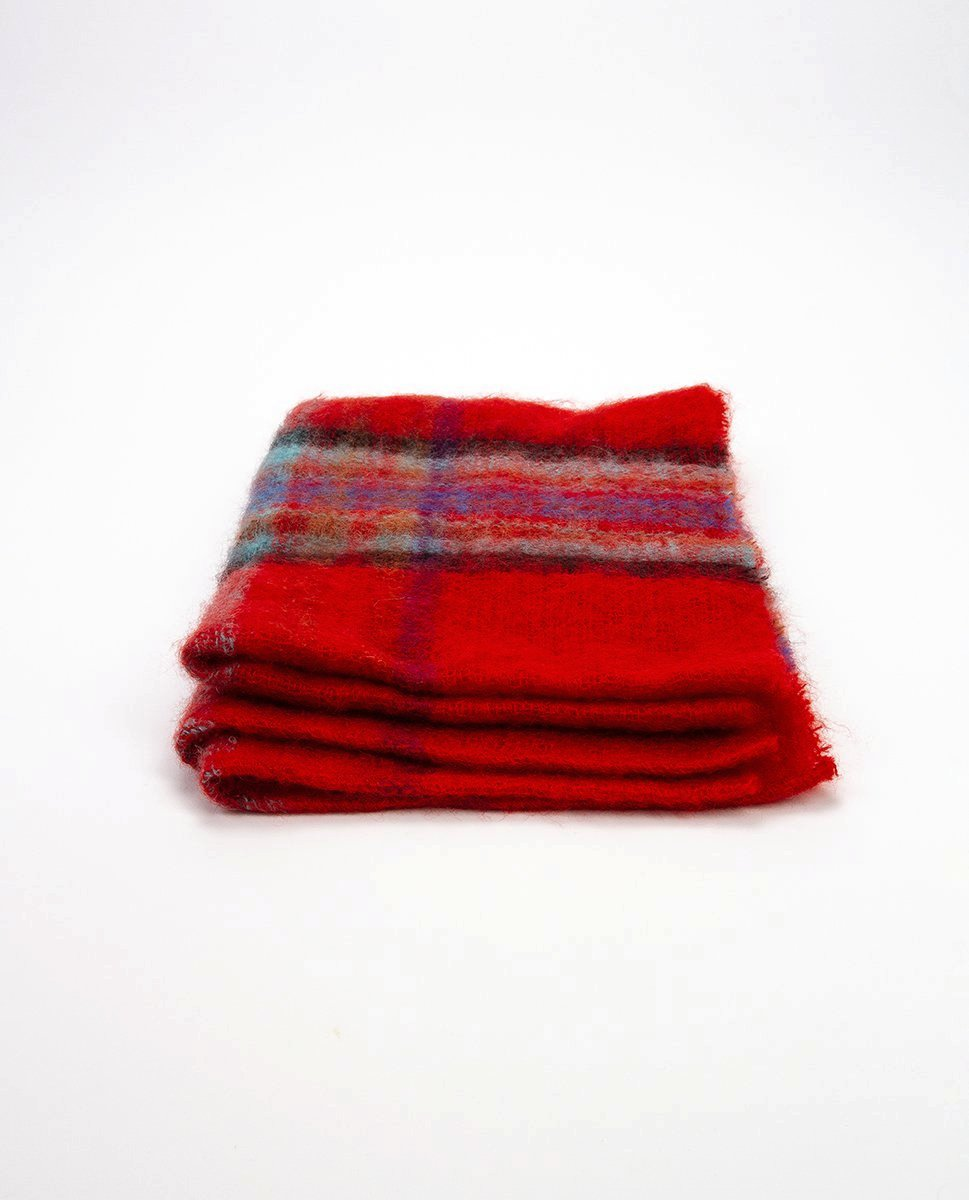 Scarf red - Rue Blanche