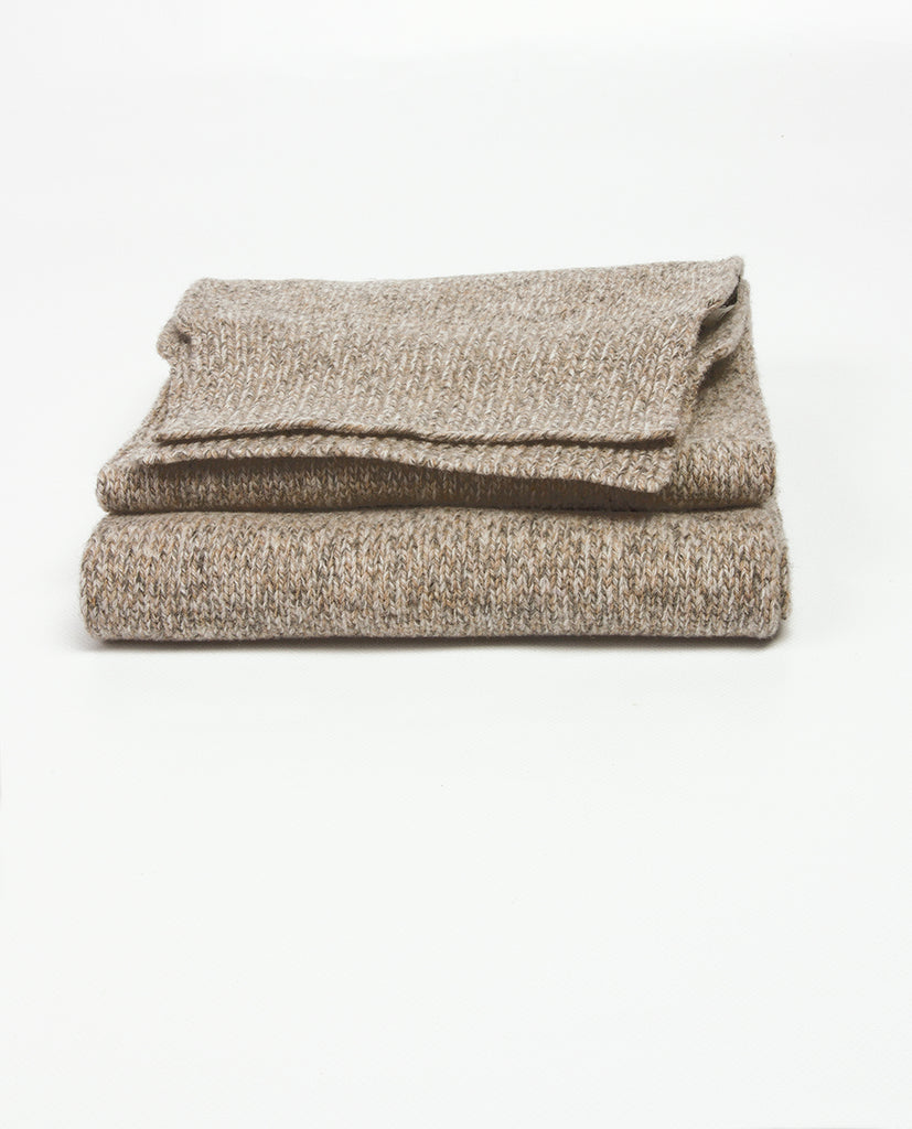 Twill Scarf Light grey