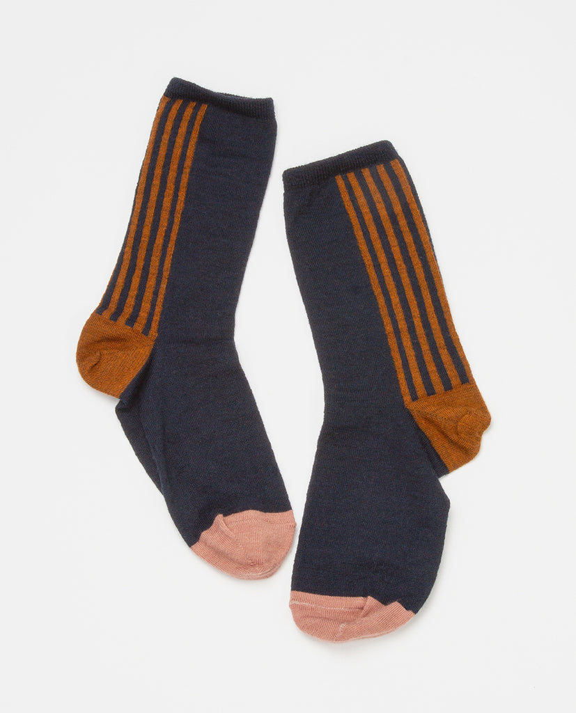 Stripes socks - Rue Blanche