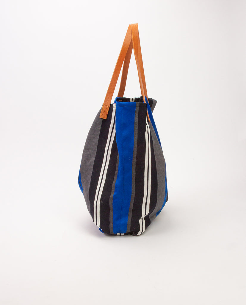Shopping bag stripe