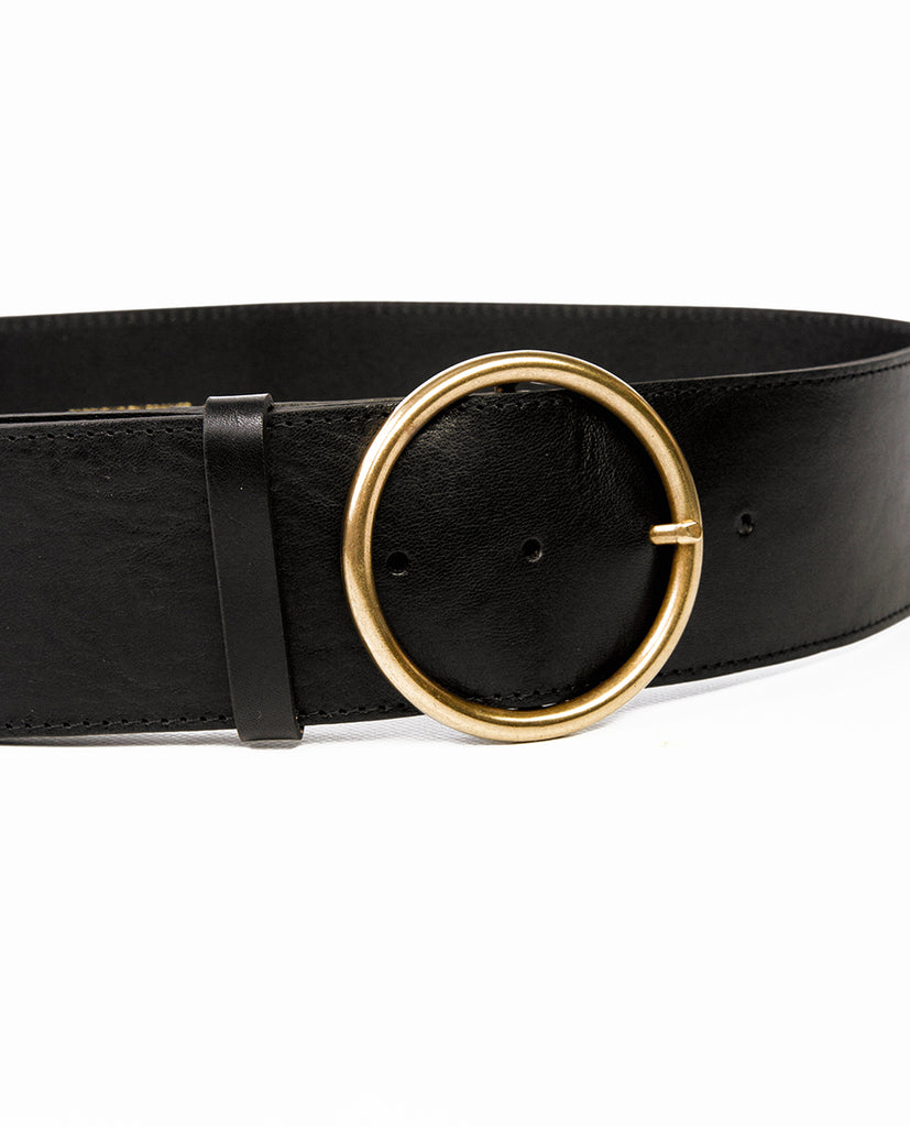 Leather belt xl - Rue Blanche
