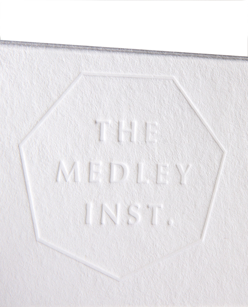 Silver loop ring - The Medley Institute