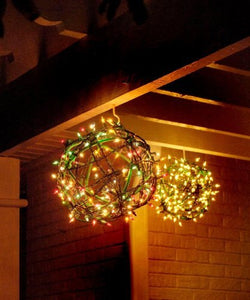 Light Ball Holiday Tree Easy Assemble Light Ball Frame