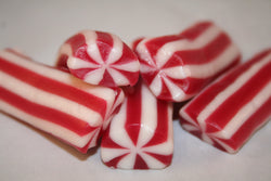 Liquorice Candy Canes fruit flavour jelly from 100grams
