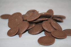 Chocolate buttons- milk chocolate flavoured buttons from 100grams