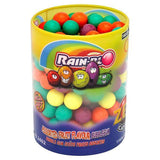 Rain-Blo Assorted Fruit Flavour Bubblegum From 30 Balls To Complete Jar - JKR Trading