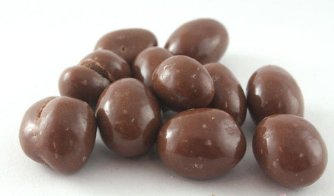 A Mix Of Milk Chocolate Covered Peanuts And Raisins. From 100Grams - JKR Trading