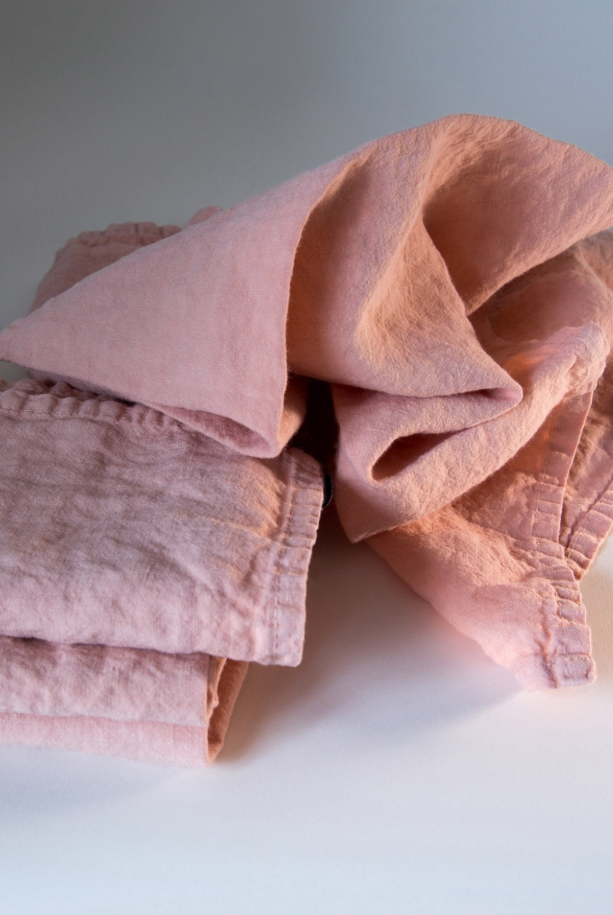 Linen Napkin in Blush