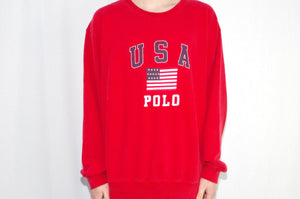 4d0ef721b6b2 Vintage Ralph Lauren Polo Jumper – Third Stream Threads