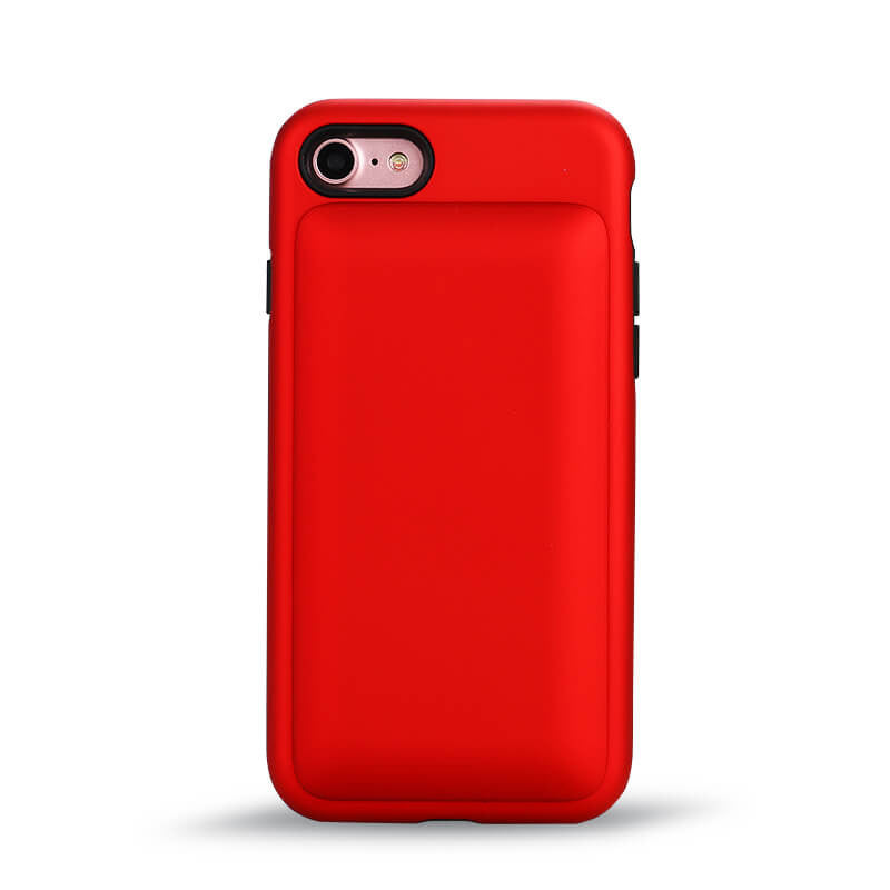 Case with Cord - Red