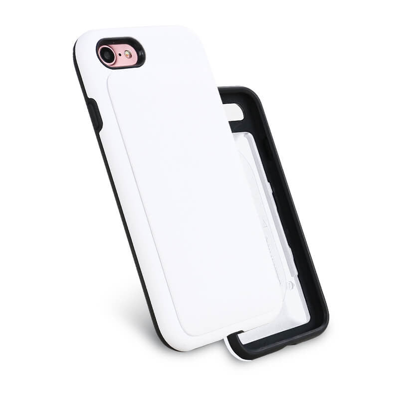 Case with Cord - White