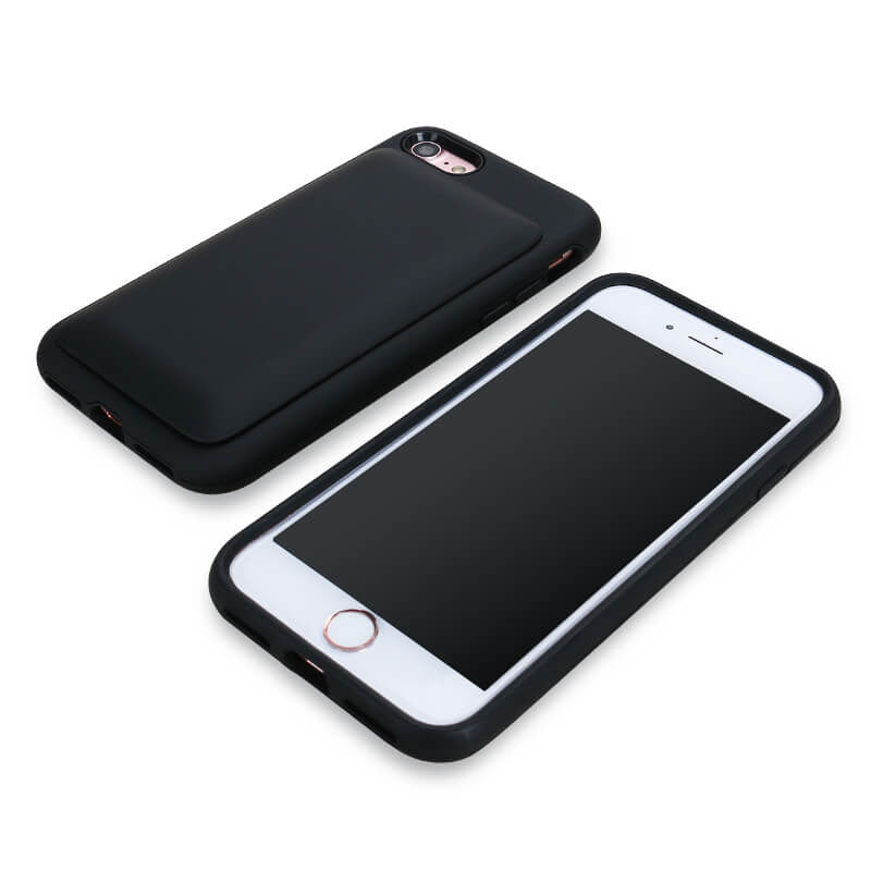 Case with Cord - Black