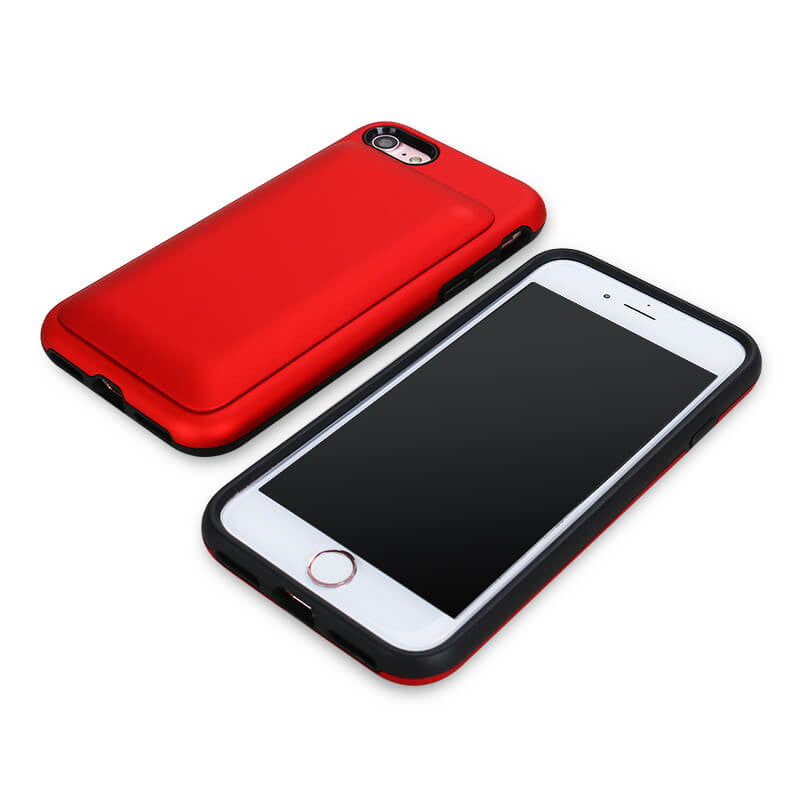 CORD ON BOARD™ 2.0: Case with Cord - Red