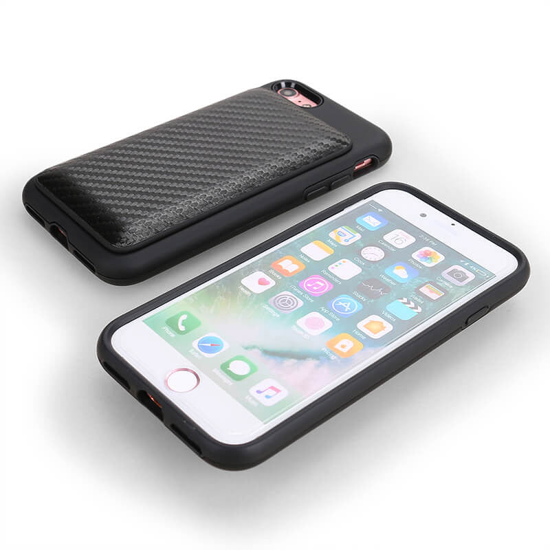 CORD ON BOARD™ 2.0: Case Only - Carbon Fiber