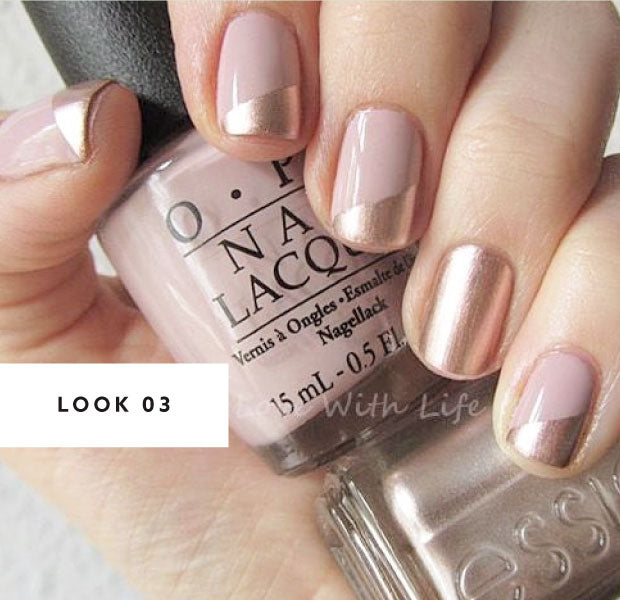 Shimmering Nude