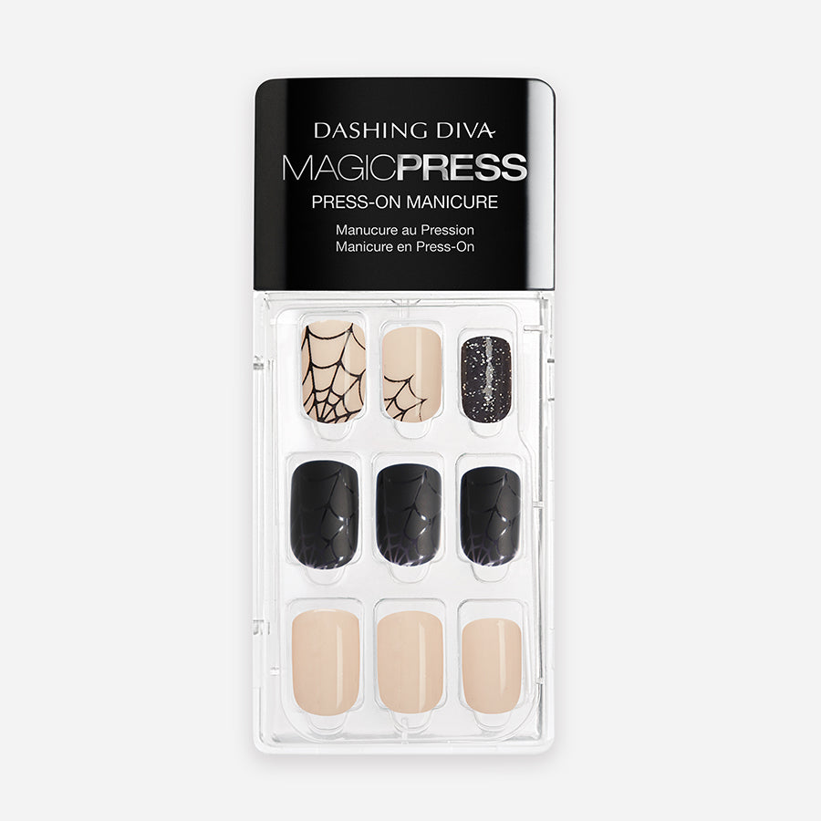 Jeepers Creepers | Magic Press Nails by Dashing Diva