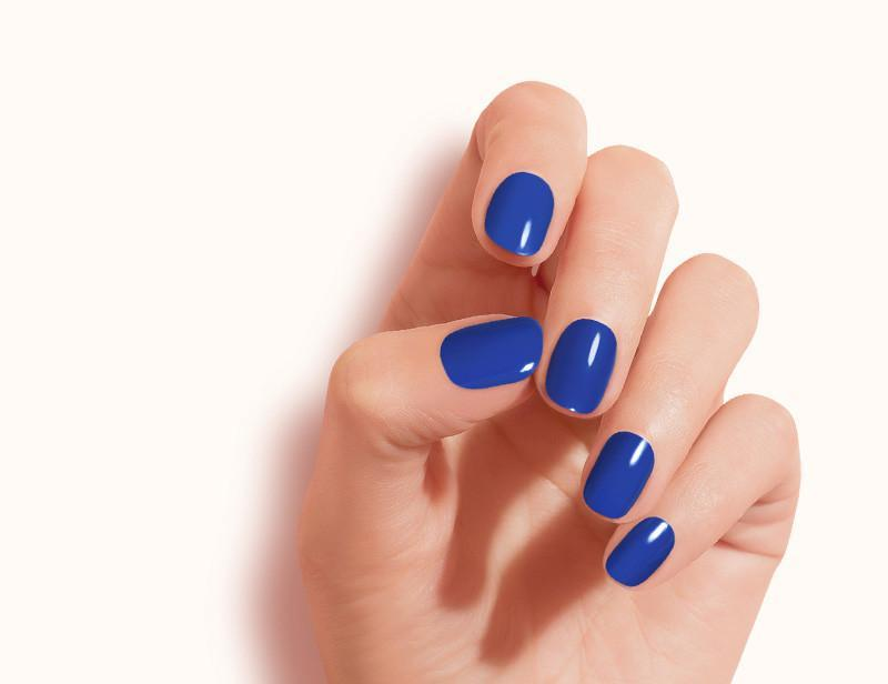 Blue Tweet Tweet Nail Polish DKP048 Close Up - Dashing Diva.jpg