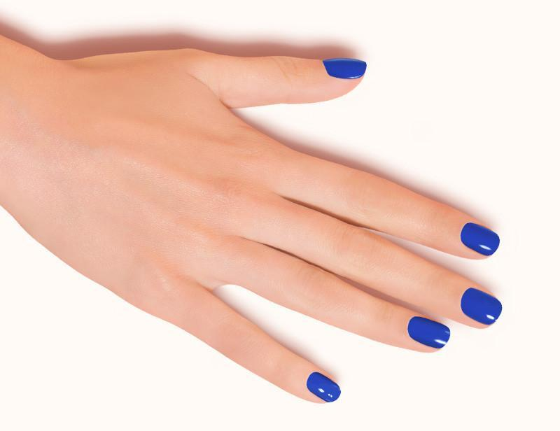 Blue Tweet Tweet Nail Polish DKP048 Flat - Dashing Diva.jpg