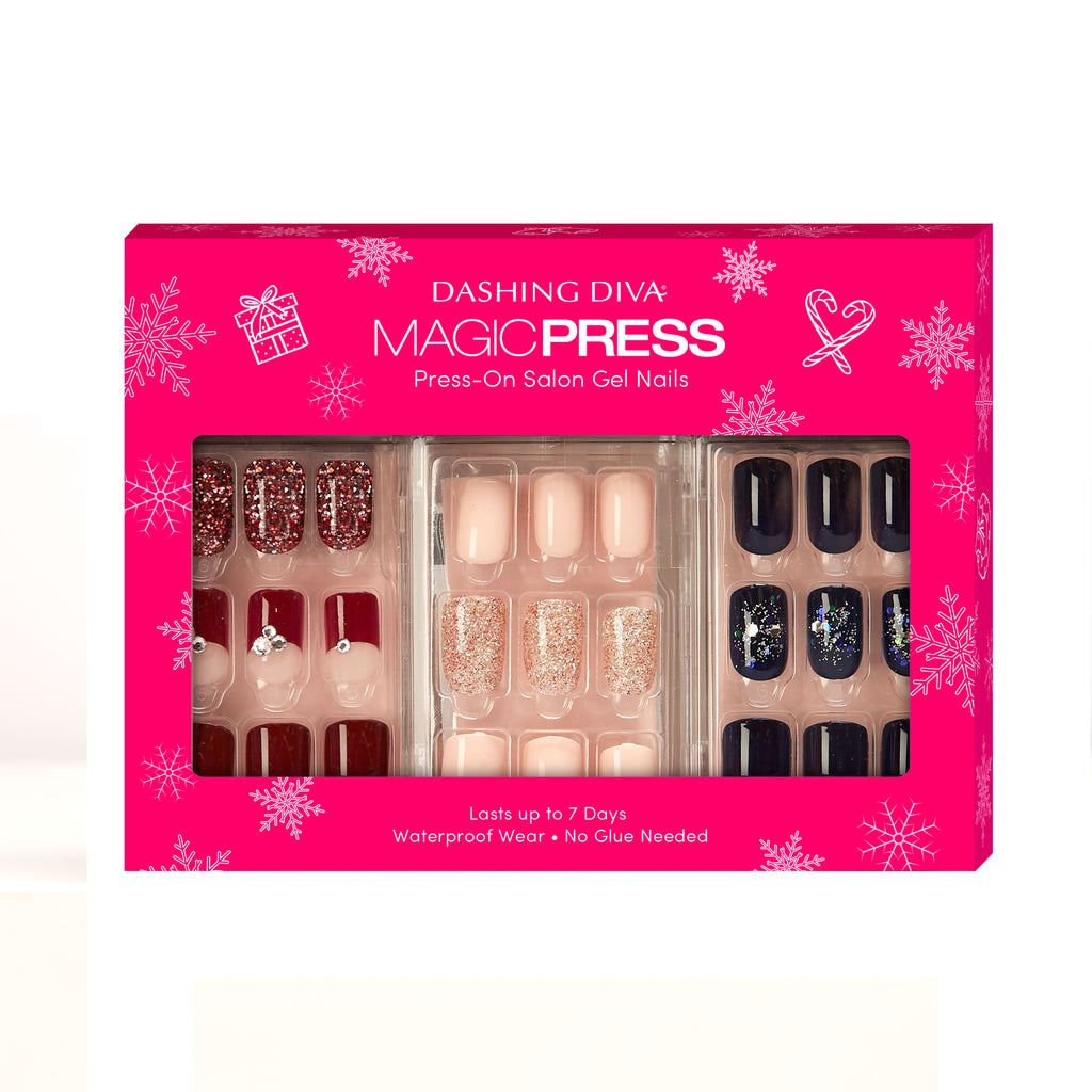 Magic Press 3 Piece Retail Set
