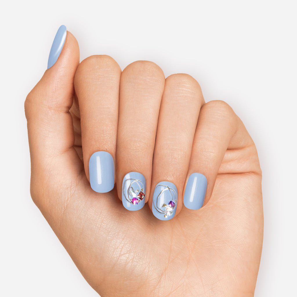 Head Turner | Nail Art Transfers by Dashing Diva