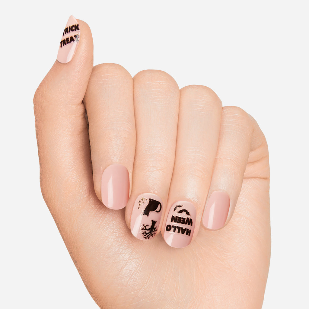 Wake the Dead | 3D Nail Art Transfers by Dashing Diva