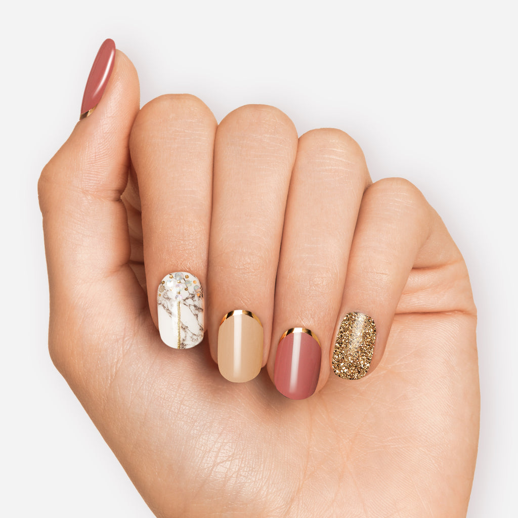 Modern Matter | Gloss Gel Nail Strips by Dashing Diva
