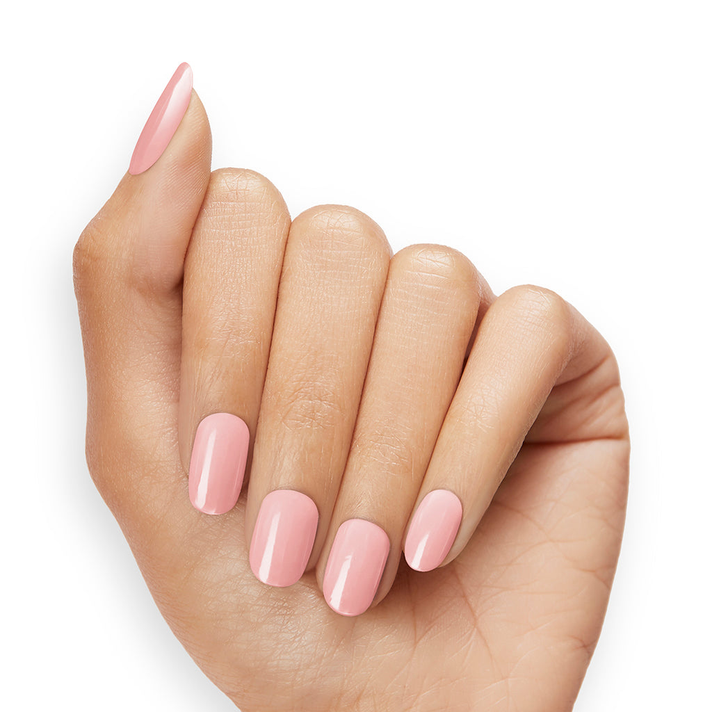 Cotton Candy | Gloss Gel Nail Strips by Dashing Diva