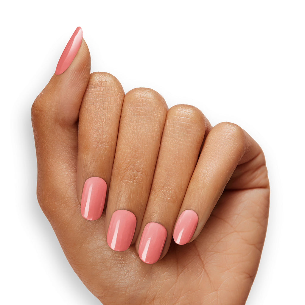Primrose Pout | Gloss Gel Nail Strips by Dashing Diva