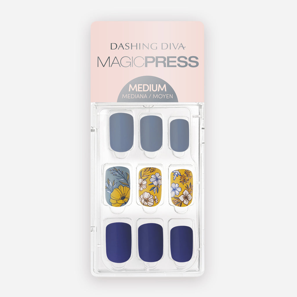 Heavens to Betsy | Magic Press Nails by Dashing Diva