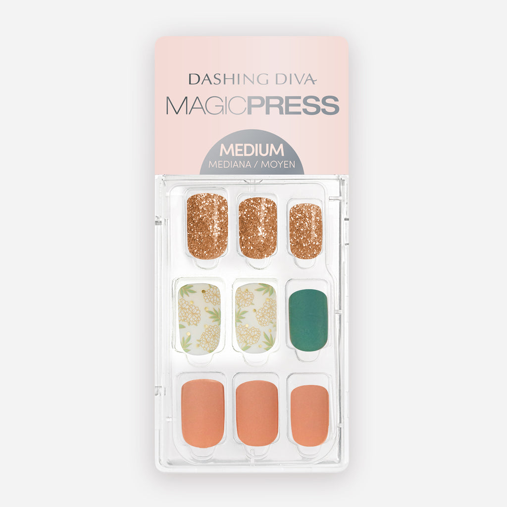No Udder Lover Magic Press Nails by Dashing Diva